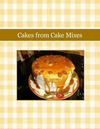 Cakes from Cake Mixes