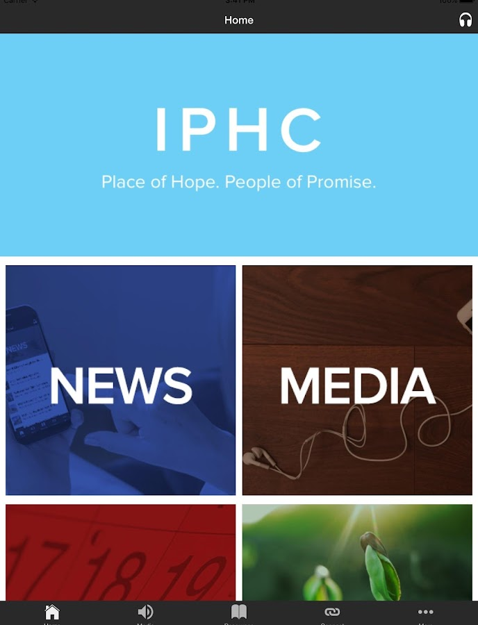 IPHC- screenshot