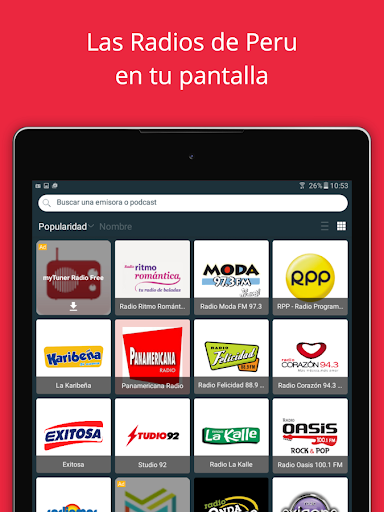 Radio Peru FM: Radio Peruana Gratis for PC