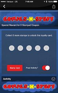 ComicsNStuff screenshot 4