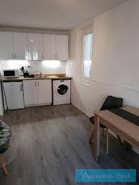 Appartement meublé 2 pièces 28 m2