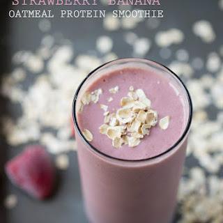 Healthy Banana Oatmeal Smoothie Recipes.