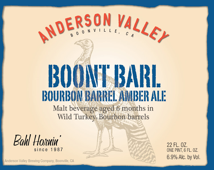 Logo of Anderson Valley Boont Barl