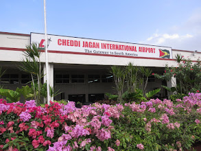 Photo: Cheddi Jagan airport