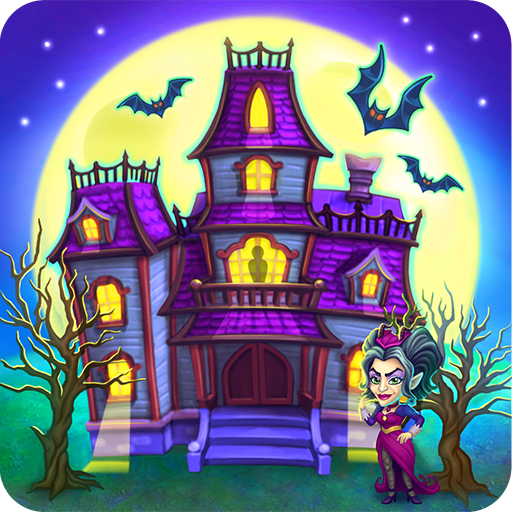 Monster Farm: Happy Ghost Village & Witch Mansion APK Cracked Download
