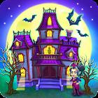 Monster Farm: Feliz Halloween en la Villa Fantasma icon