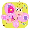enfant apprentissage abc icon