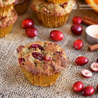Cranberry & Orange Muffins