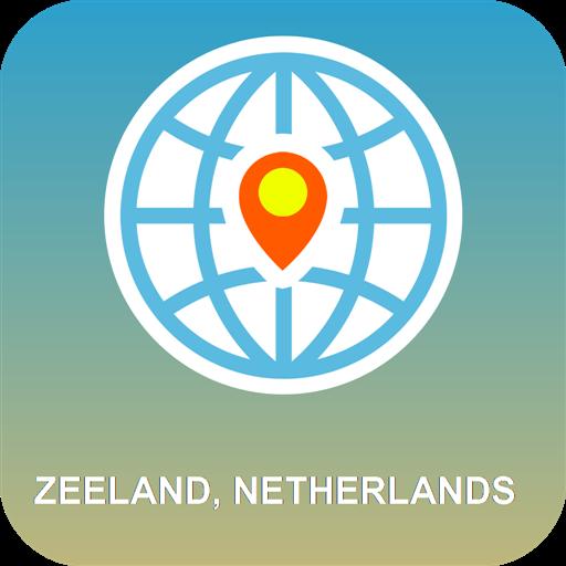 泽兰,荷兰 离线地图 旅遊 App LOGO-硬是要APP