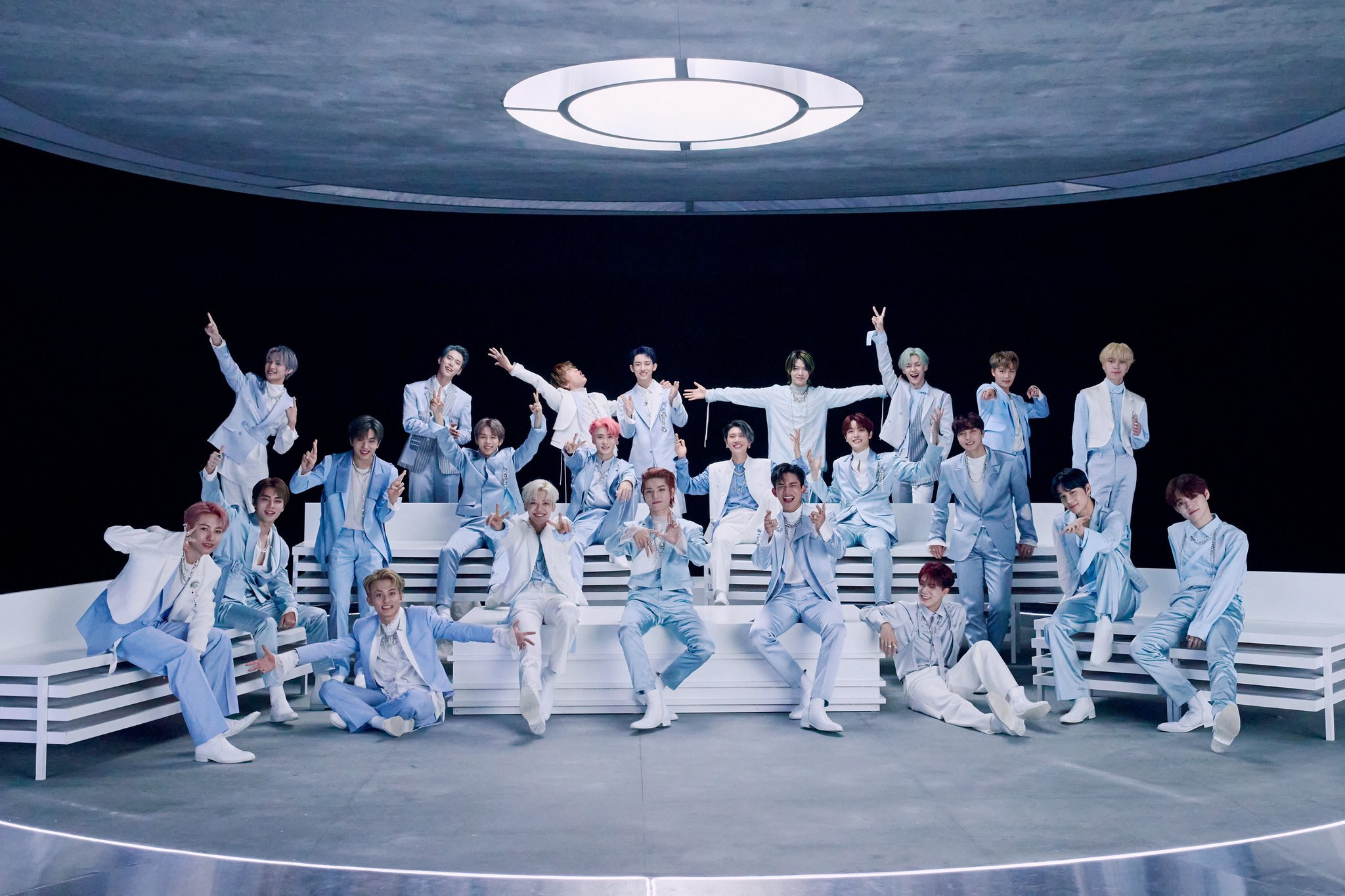 nct 2020 year party @NCTsmtown