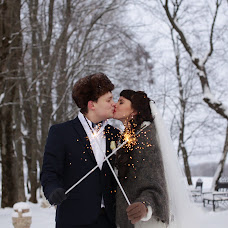 Wedding photographer Irishka Maksimenkova (IrishkaMaks). Photo of 22.01.2016