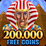 Pharaoh Slots VIP Casino Game Icon
