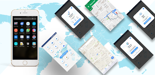 GPS Route Guide - Live Earth Map ,Live Street view app (apk) free download for Android/PC/Windows screenshot