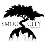 Logo of Smog City From L.A. Wit Love