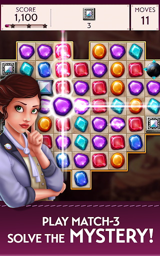 Mystery Match u2013 Puzzle Adventure Match 3 apktram screenshots 2