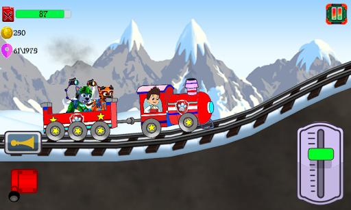 Paw Puppy Train Adventures 3.0 screenshots 5