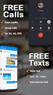 TalkU Free Calls +Free Texting +International Call Apk Download 1