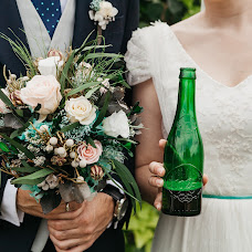 Wedding photographer Alberto Y maru (albertoymaru). Photo of 06.04.2018