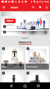 Jaipan - Indian brand in kitchen & home appliances - náhled