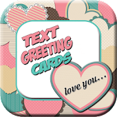 Text Greeting Cards