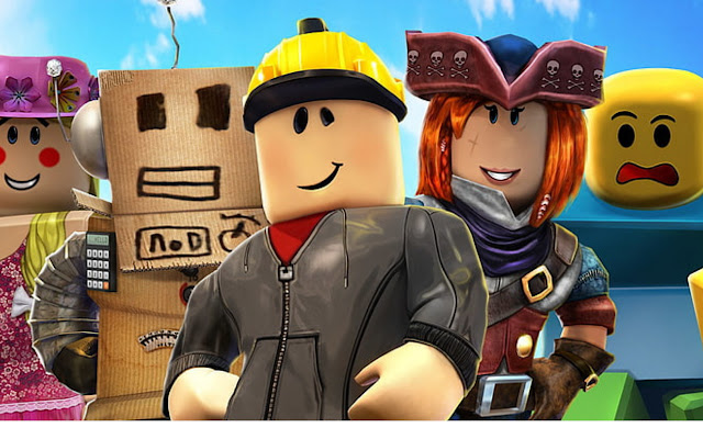 Roblox Wallpapers and New Tab