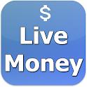 LiveMoney : Expense Manager icon