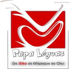 """Photo: O Papaleguas estilizado, foi o símbolo que eu adotei como marca deste projeto, estamos só começando e ainda temos muitas e muitas legas para """"papar"""" até chegar no Chuí"""