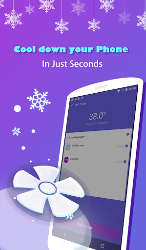 Screenshot for Super Cooler in United States Play Store