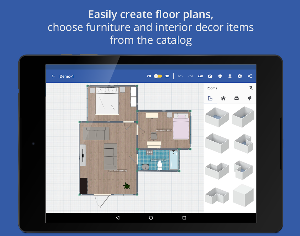Home Planner for IKEA- screenshot