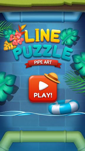 Line Puzzle: Pipe Art 3.4.8 screenshots 6