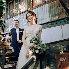 Wedding photographer Ruslan Tuktaganov (padpad). Photo of 05.11.2017