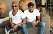 Somizi and Mohale could have more guests than they bargained for at their wedding.
