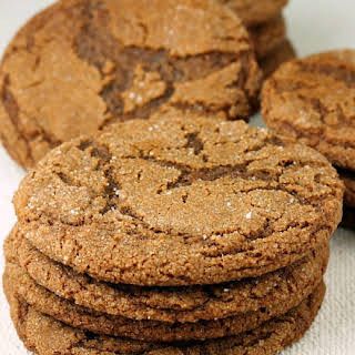 Molasses Cookies.
