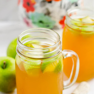 Cinnamon Candy Apple Sangria
