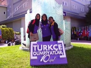 Photo: Turkish Olympiads 2012 Participants