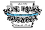 Logo for Blue Canoe Brewing Co.