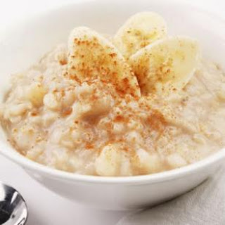 Dairy-Free Banana Rice Pudding