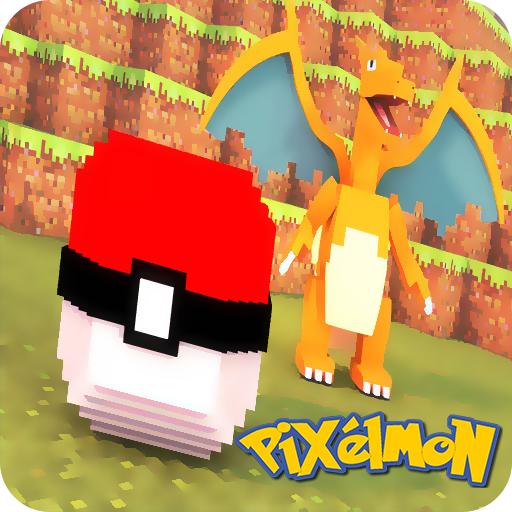 Exploration Pixelmon: Survival 冒險 App LOGO-APP開箱王
