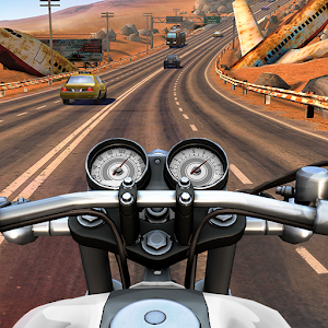 Moto Rider GO: Highway Traffic 1.21.8 APK MOD