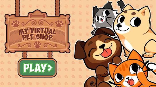 My Virtual Pet Shop Mod Apk: Take Care of Pets (Unlimited Money) 4