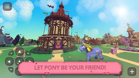 Pony Girls Craft: Exploration – Mod + APK + Data UPDATED 1