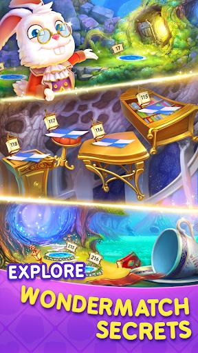 WonderMatch™-Match-3 Puzzle Alice's Adventure 2020 1.20 screenshots hack proof 2