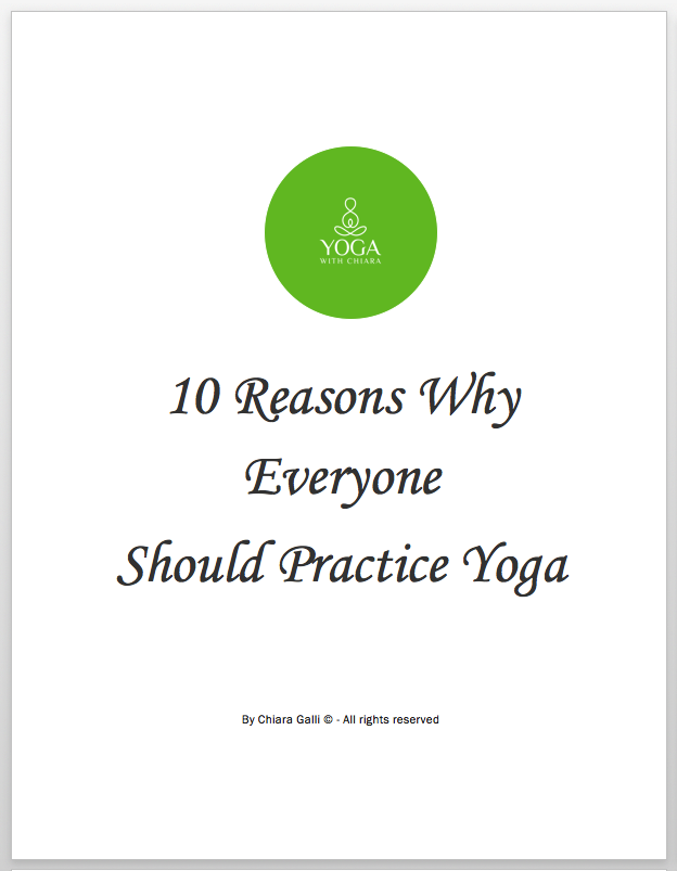 10 reasons why everyone should practice yoga