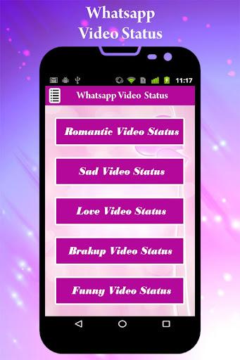 Video Song Status for Whatsapp (Lyrical Videos) screenshot