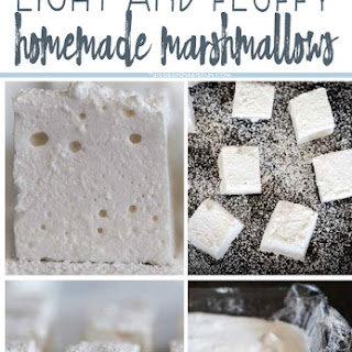 Homemade Flavored Marshmallows Recipes
