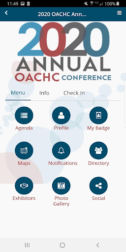 Download OACHC Conference 1.6.0 1