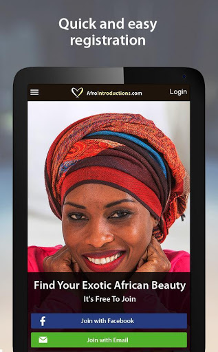 AfroIntroductions - African Dating App screenshots 9