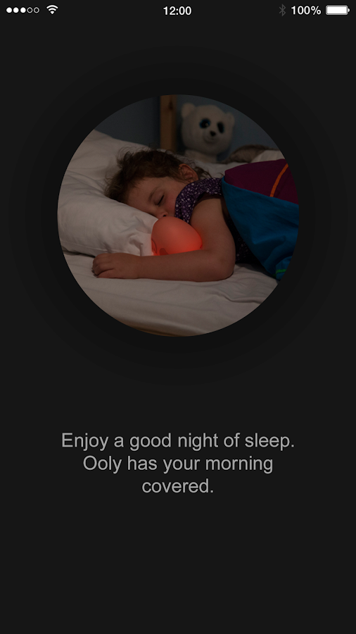 Ooly: More sleep for the whole family- screenshot