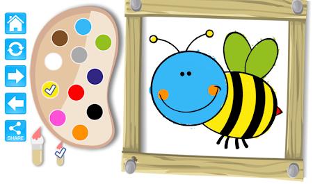 Easy Coloring Book For Kids 1.0.0 screenshot 2072822