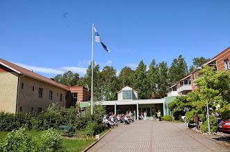 Photo: Karhula-koti, Sudenkatu 6. Kuva Raimo Oksala.